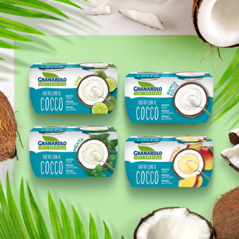 Granarolo yogurt cocco