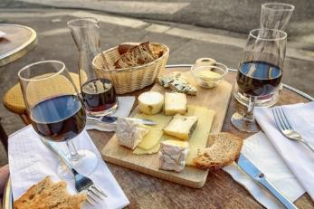 vino e formaggi abbinamento