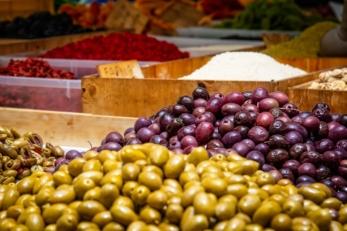 dieta mediterranea olio pomodori