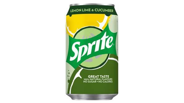 In Gran Bretagna è arrivata la Sprite al lime e cetriolo 1