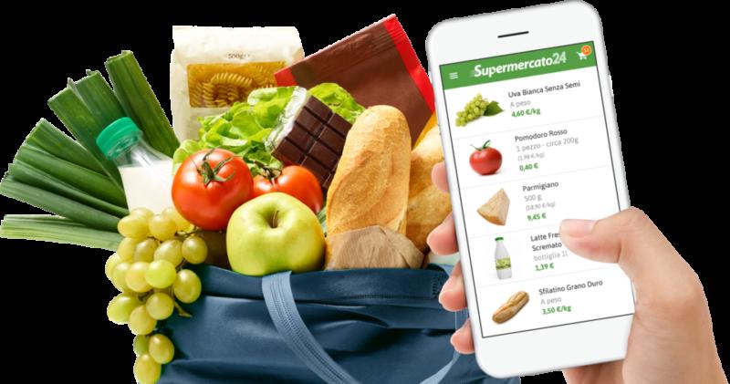 Supermercato24, la spesa online con consegna a domicilio 1