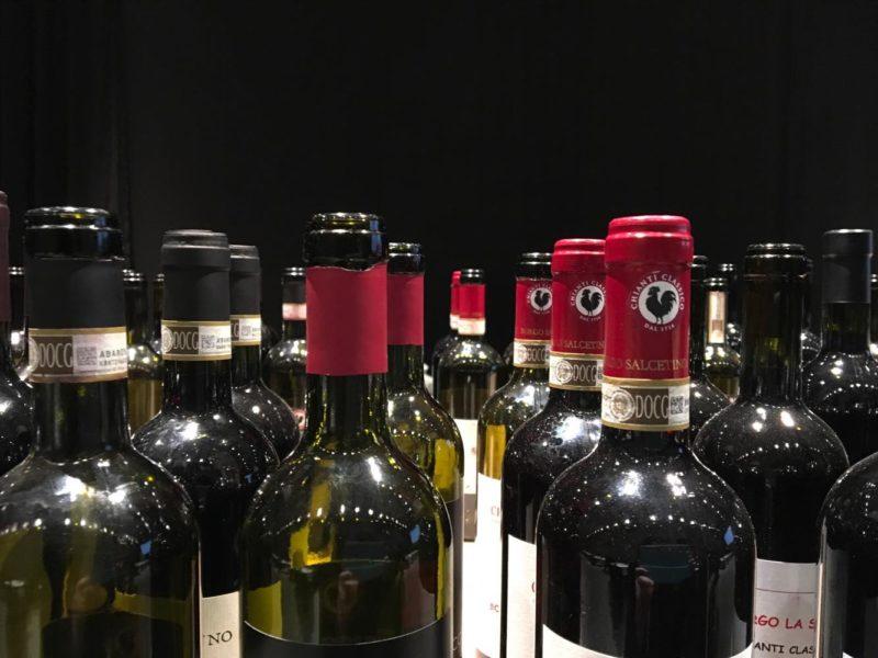 Le lezioni per esperti di vino Chianti in Cina 1