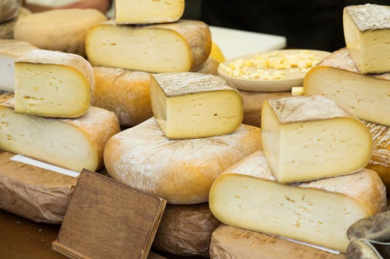 Con Degusto si possono assaggiare tutti i formaggi d'Italia 1