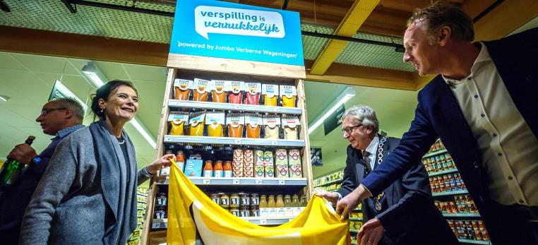 In Olanda arriva un nuovo uso degli scarti alimentari