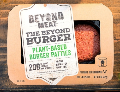 In Italia arriva Beyond Burger, il finto burger di carne