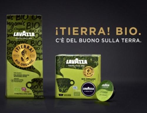 Ecco ¡Tierra! Bio Organic, il caffè bio di Lavazza