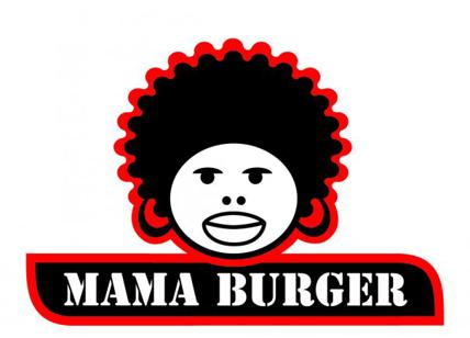Mama Burger Logo