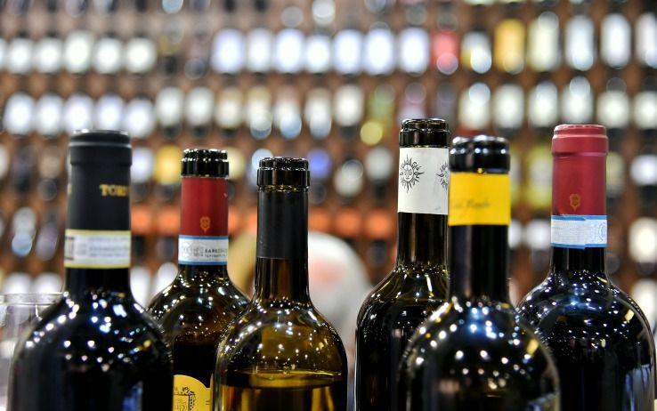 Record storico dell'export del vino Made in Italy