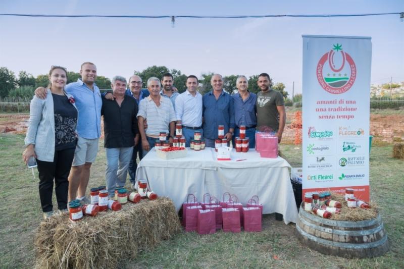Produttori Pomodoro Cannellino Flegreo