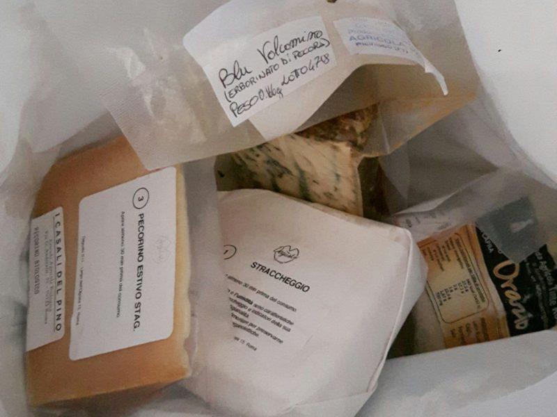 Degusto Formaggi Artigianali Lazio