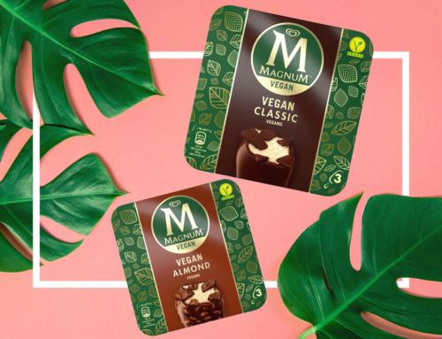 Alla scoperta del Magnum vegano, classico e croccante