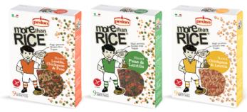 Pedon More Than Rice