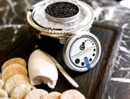 Caviar With Life offre caviale senza uccidere gli storioni