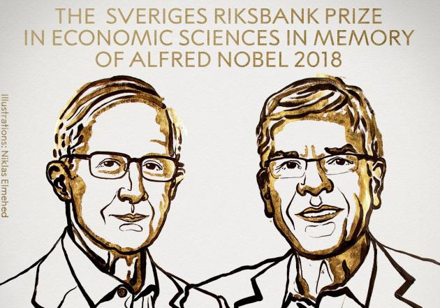 Nobel 2018 Vincitori Economia