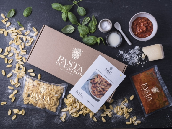 Pasta Evangelistists Box