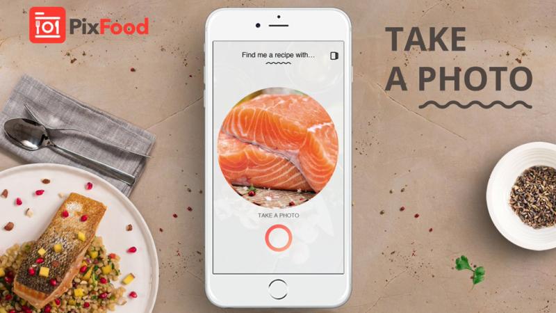PixFood App