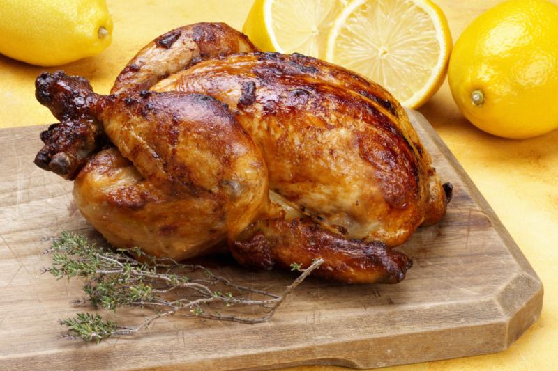 Pollo Arrosto Day