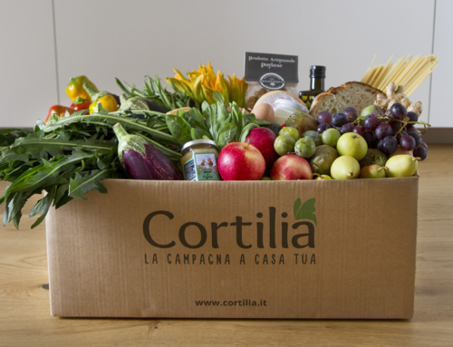 Cortilia, dalla campagna alla tavola in un clic