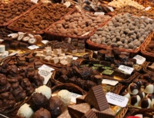 Presentata la tavoletta di cioccolato più grande del mondo