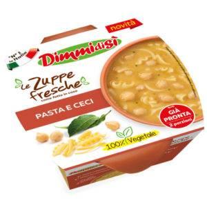 DimmiDiSì Zuppa Pasta e Ceci