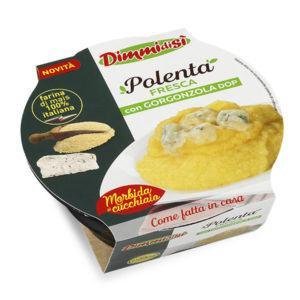 DimmiDiSì polenta gorgonzola