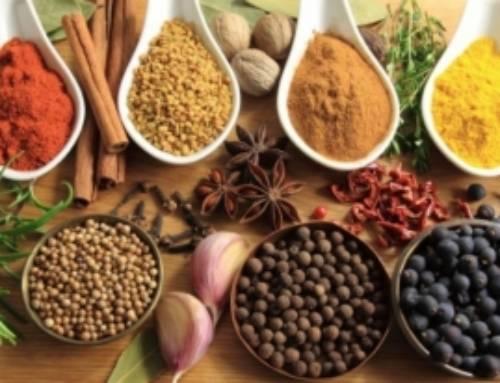 È boom di spezie nelle cucine degli italiani