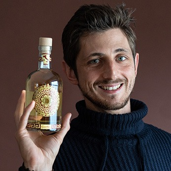GinAro gin made in Brescia