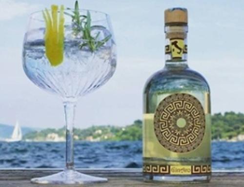Stufo del solito gin? Bevi GinAro, il gin da Brescia!