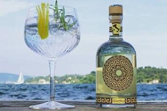 GinAro logo gin Brescia