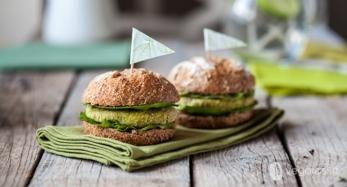 proteine vegetali hamburger edadame