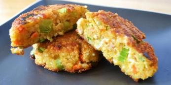 proteine vegetali polpette quinoa