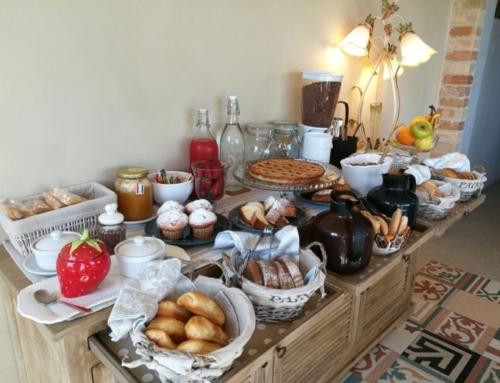I turisti italiani sognano una colazione salutare e tipica