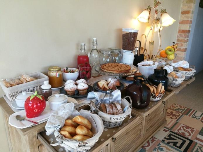 turisti colazione salutare tipica