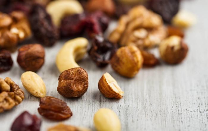 frutta secca alleato dieta