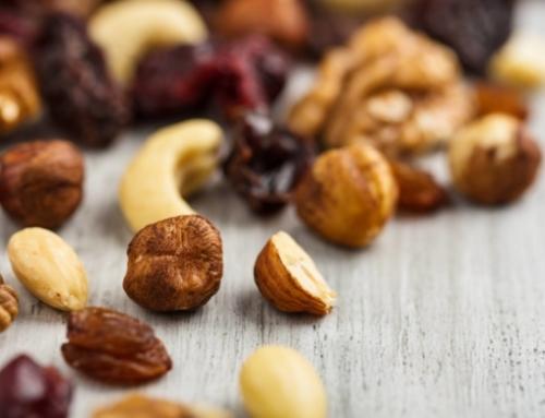 La frutta secca è fondamentale in una dieta equilibrata