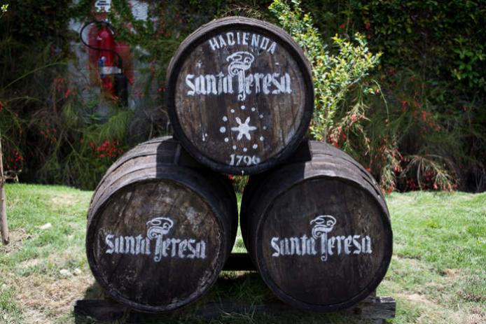 santa teresa rum 1796