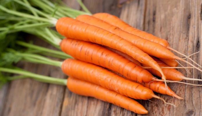 carote verdura abbronzatura vitamina