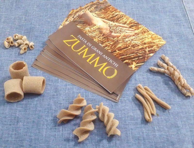Pasta di grani antichi Zummo