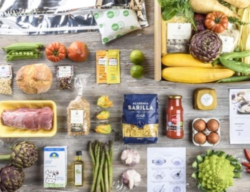 Le food box: moda passeggera o rivoluzione?