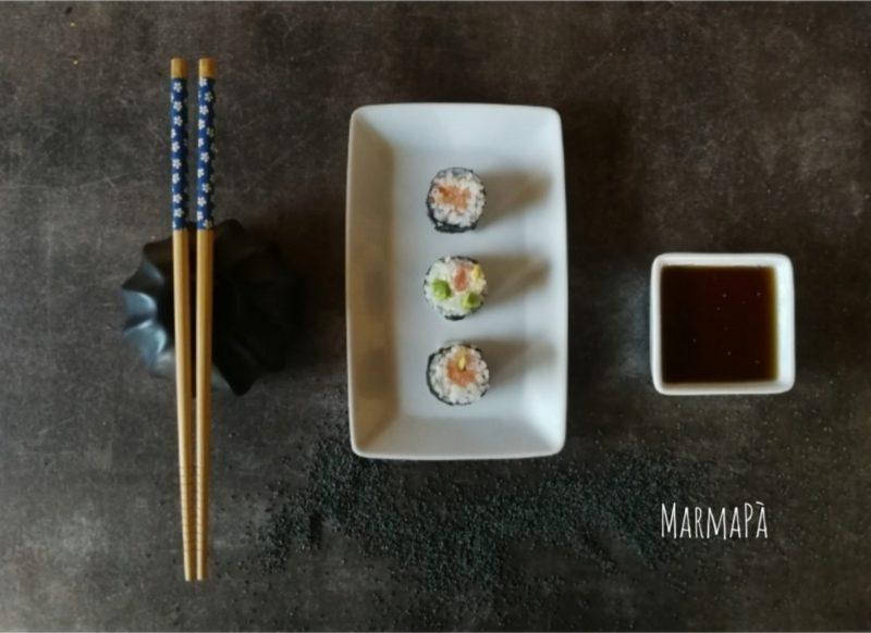 Riscoprire l'arte della pazienza realizzando il sushi a casa propria