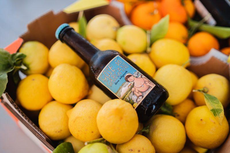 Birra del Gargano, una beerfirm itinerante ispirata ai colori ed ai profumi della Montagne del sole