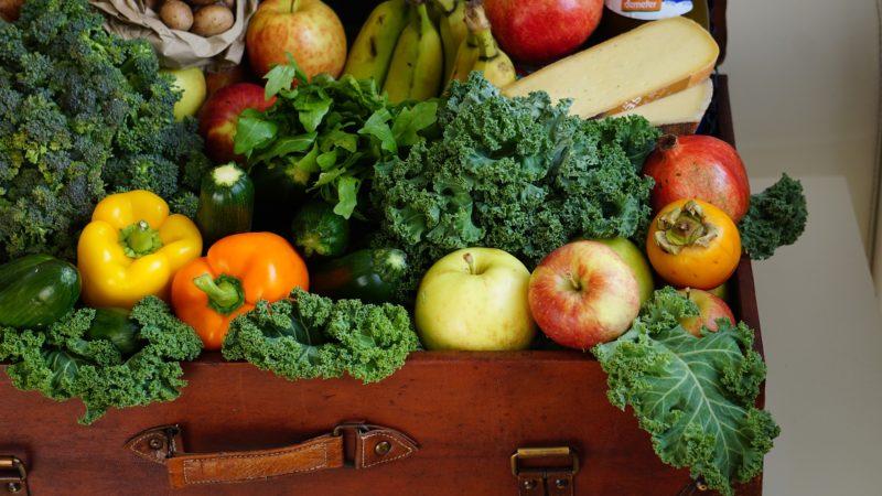 Volano i prezzi della frutta e della verdura con il Coronavirus