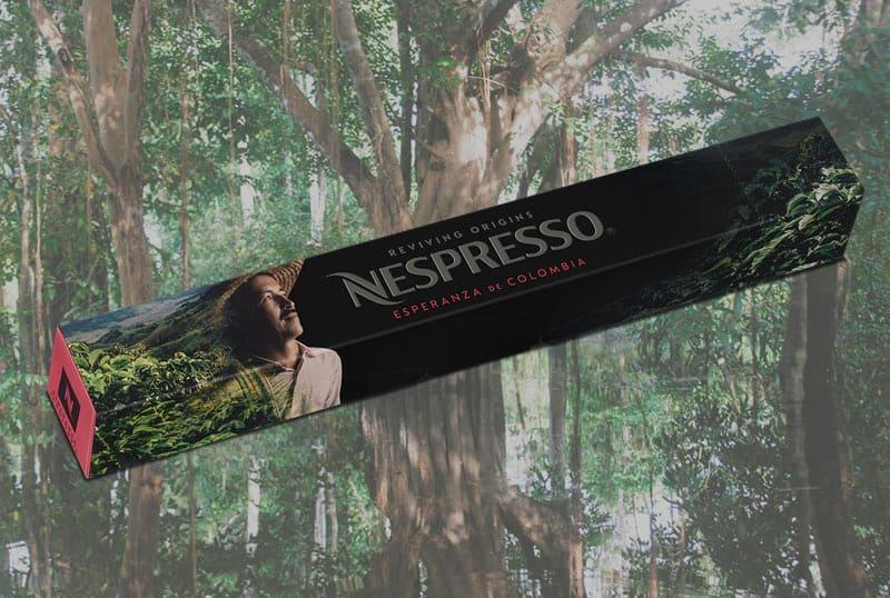 Nespresso Reviving Origins riporta il caffè dove sta scomparendo