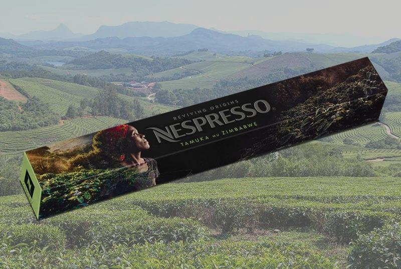 Nespresso Reviving Origins riporta il caffè dove sta scomparendo 1