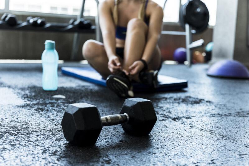 L'allenamento: punto fondamentale per uno stile di vita sano