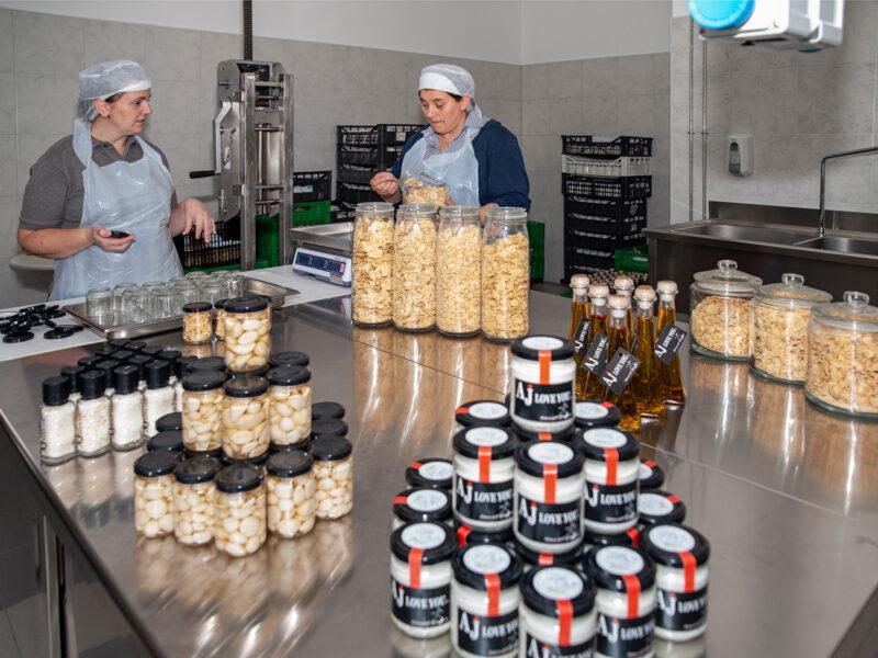 La fattoria dell'aglio