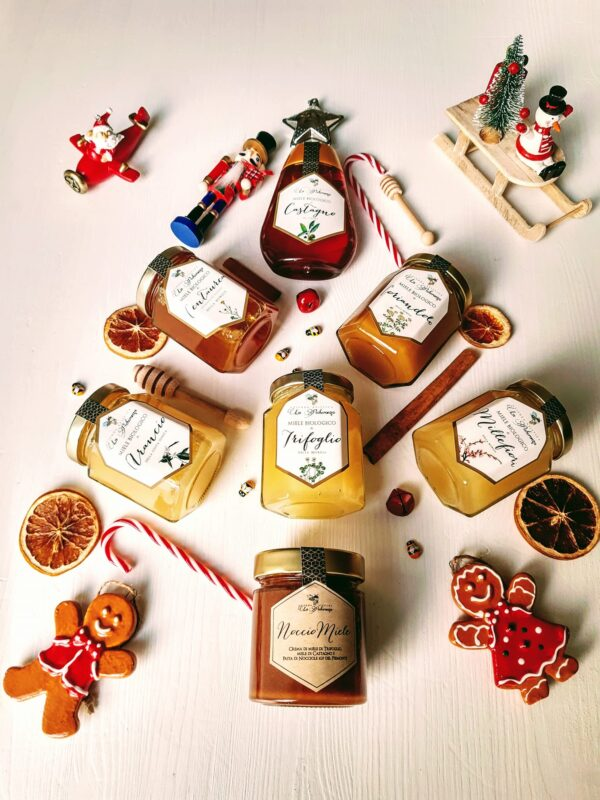 I sapori contrastanti della Puglia nel miele La Pecheronza 2
