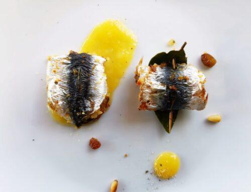 Sardi a beccaficu: un piatto povero ma un lusso per il palato