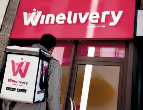 Winelivery, l'app che consegna bevande chiude l'anno alla grande!