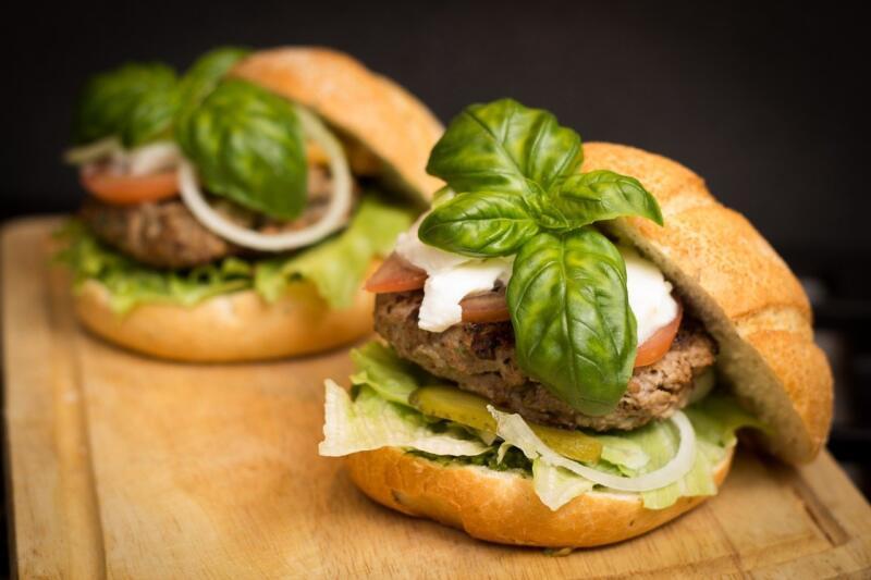 hamburger carne sintetica